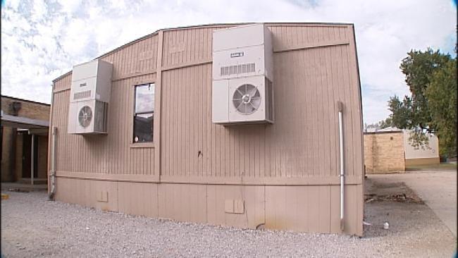 Cash Strapped Vinita School District Seeking Options For Mold Problem