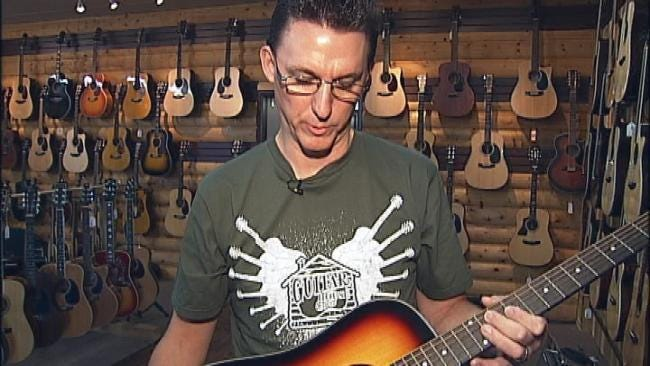 Tulsa Man Gives The Gift Of Music To Oklahoma Soldiers