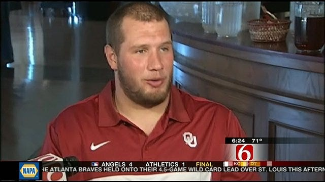 Big Games Part Of Playing At OU