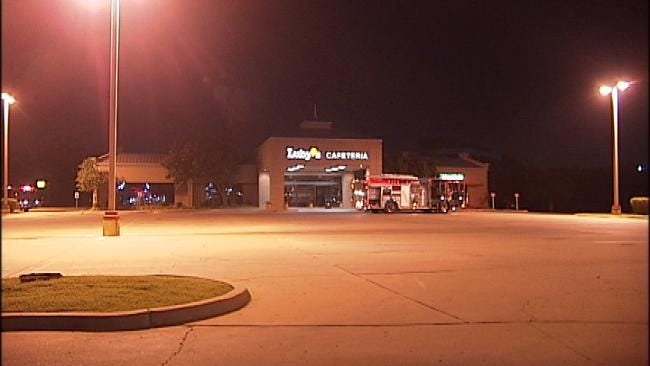 Fire In South Tulsa Restaurant Extinguished Quickly