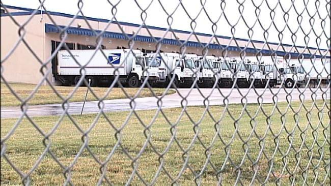 Closure Of Tulsa Postal Center Would Mean Loss Of 500 Jobs