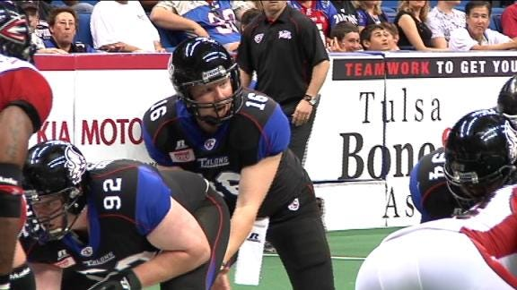 Tulsa Talons Moving To San Antonio