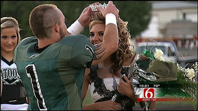 Catoosa Dominates McLain At Homecoming