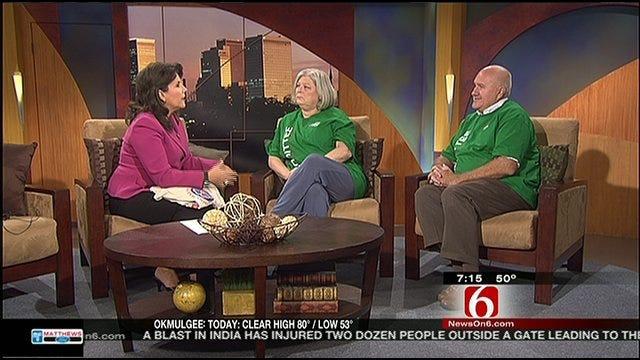 Tulsa's Komen Race For The Cure's Top Volunteers