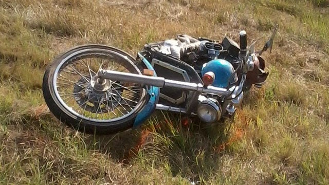 Mannford Motorcyclist Dead After Being Rear-Ended By SUV