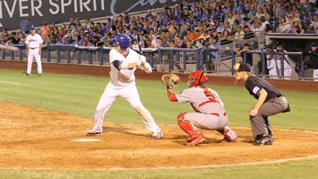 Drillers Avoid Sweep With Late Inning Win Over Frisco