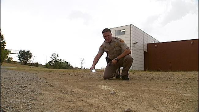 Tulsa County Deputy Used Urban Tracking Skills To Find Homeless Beating Victim