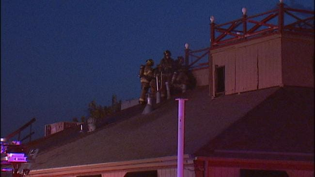 Tulsa's Silver Flame Restaurant Damaged By Fire Again