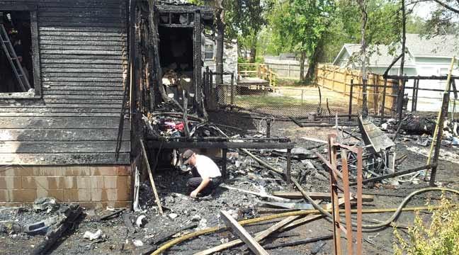 Sapulpa Man Credits Fire Department For Saving Home