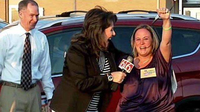 Bixby Resident Wins News On 6's Best Summer Ever Contest