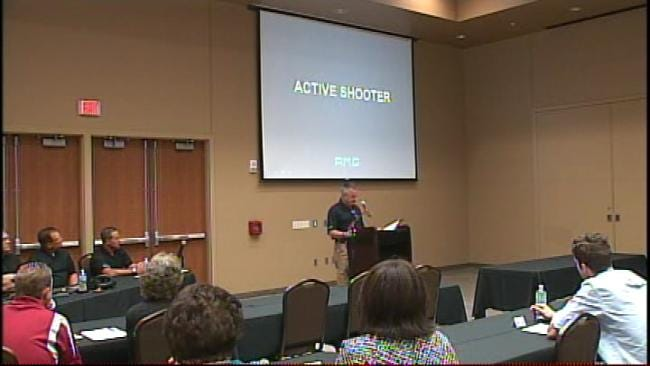 Personal Protection Service Teaches Life-Saving Strategies