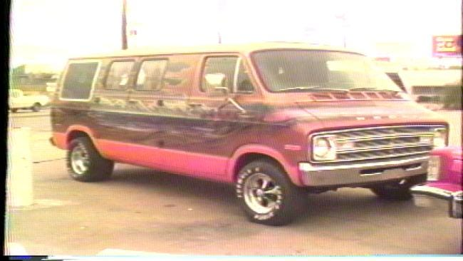 From The KOTV Vault: A Look Back At Vans Of The 1970s