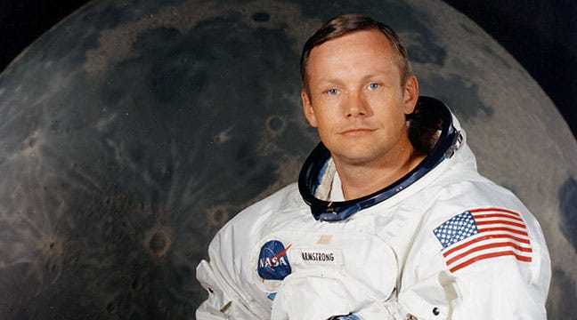 Former Astronaut Neil Armstrong Dead At 82