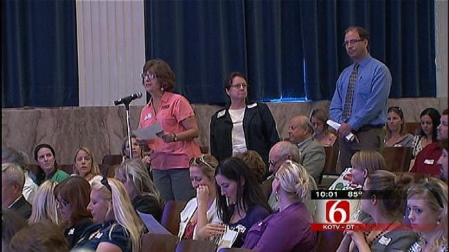 Tulsa Residents Weigh In On Vision2 Projects