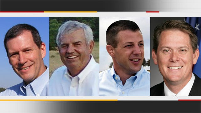 Mullin, Wallace To Battle For 2nd Congressional District Spot
