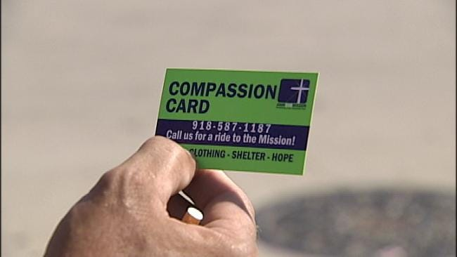 Tulsa Mission Provides Compassionate Response To Panhandlers