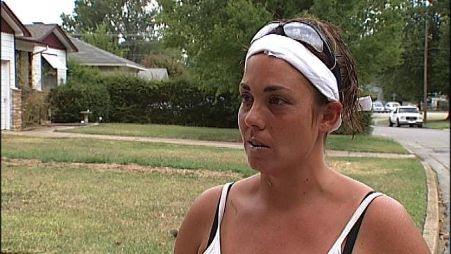 Tulsa Woman Lost Husband, Now Only Source Of Income To Thieves