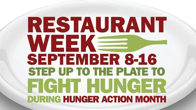 Fighting Hunger During Tulsa Area Restaurant Week Next Month