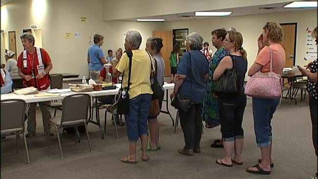 Creek County Red Cross Resource Center Moves To Bigger Location