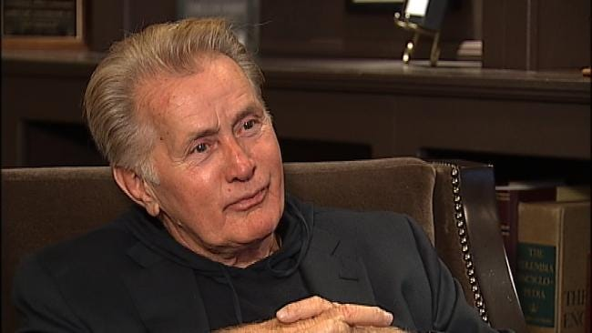 Actor Martin Sheen Visits Tulsa To Support Program Close To His Heart