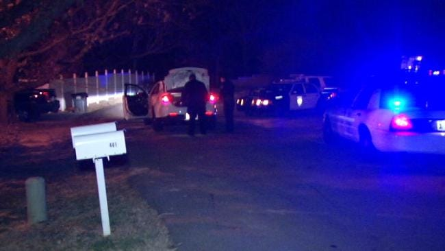 14-Year-Old Arrested After Woman Found Dead In Jenks Home