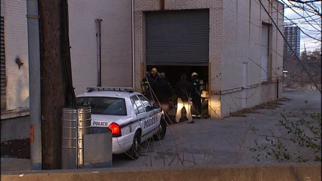 Police Find Body At Bottom Of Downtown Tulsa Elevator Shaft