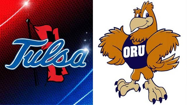 Tulsa Overcomes 17-Point Deficit To Shock ORU In Mayor's Cup