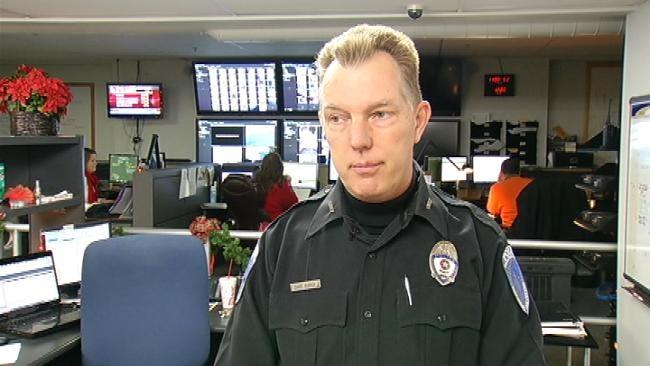 TPS Police Chief Discusses School Lockdown Procedure