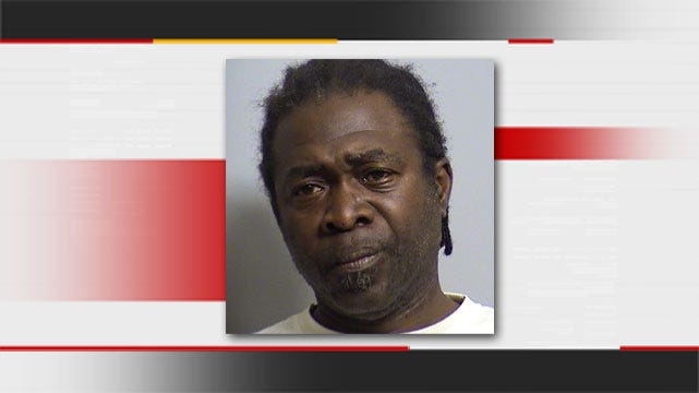 Tulsa Police: Father Arrested After Attacking Wife With A Knife