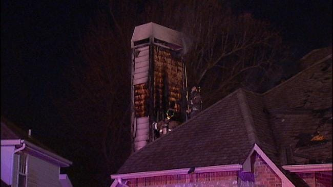 South Tulsa House Fire Under Investigation