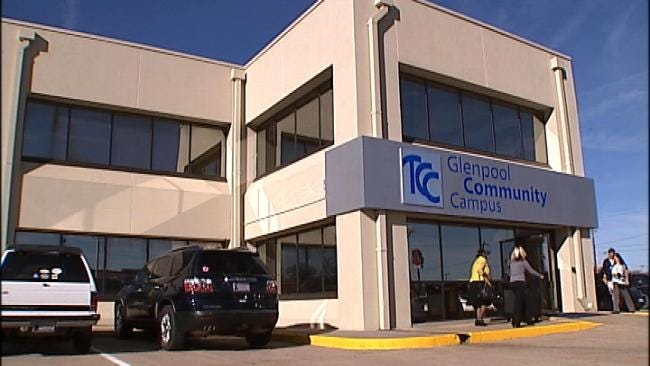 Tulsa Community College Opens New Campus In Old Glenpool City Hall