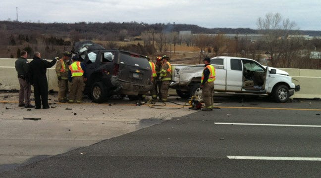 Wrong-Way Driver Causes Double Fatality Wreck On Turner Turnpike