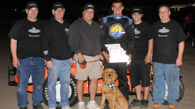 Racing Is All In The Family For The Loyets