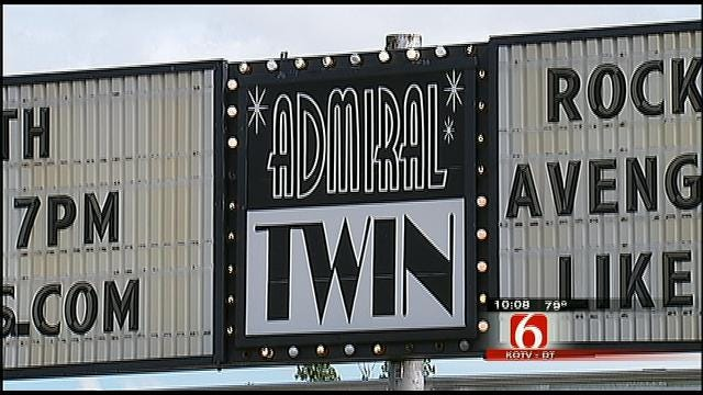 Tulsa's Admiral Twin Puts On Some Finishing Touches