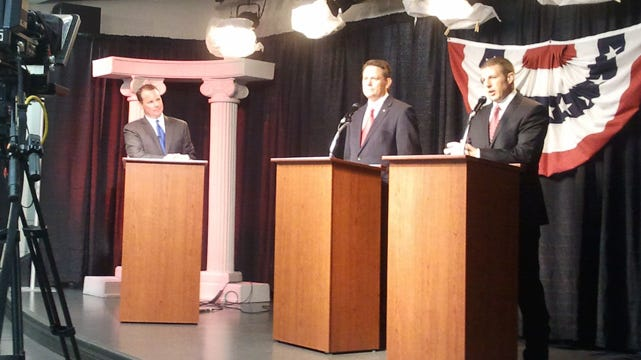 Second District Congressional Candidates Square Off In Debate