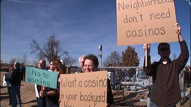 Controversy Over Broken Arrow Casino At City Council Meeting