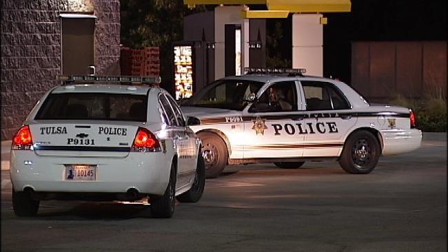 Man Tries To Rob Tulsa McDonald's,Runs Away Before Getting Cash