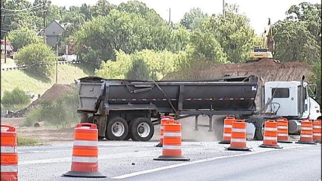 State Awards Final Construction Phase Of Tulsa's I-44 Widening Project