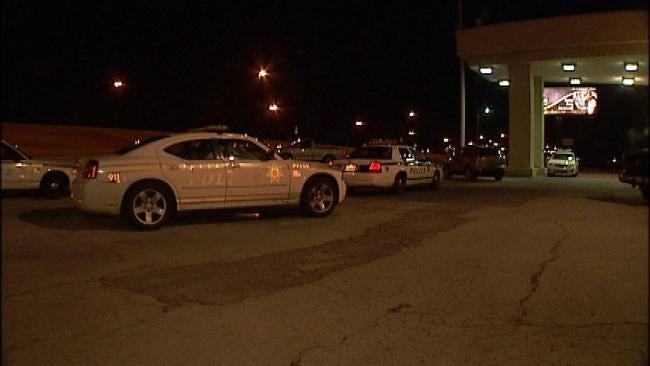 Witness Captures Suspect In Tulsa Stabbing
