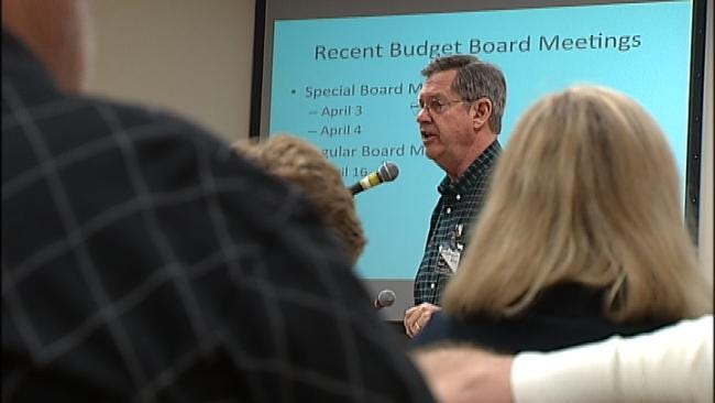 Property Tax Protest; Tulsa County Checks and Balances Questioned