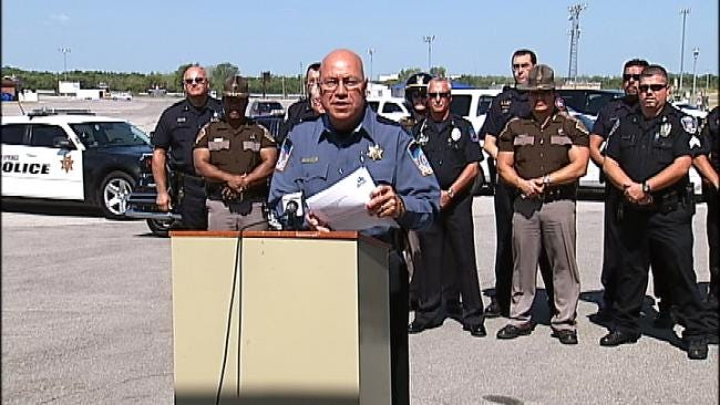 More Cops More Stops Crackdown Starts Friday