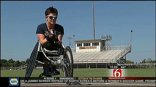 Oklahoman Aims For Success At Paralympics