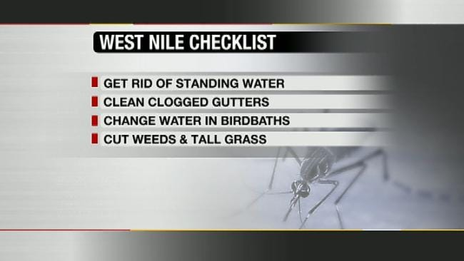 Health Department: New West Nile Cases Found After Rain