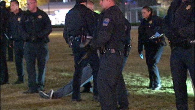 Occupy Tulsa Protesters Convicted Of Park Curfew Violations