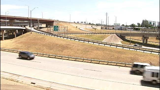 Construction Projects On I-244 Begin Monday