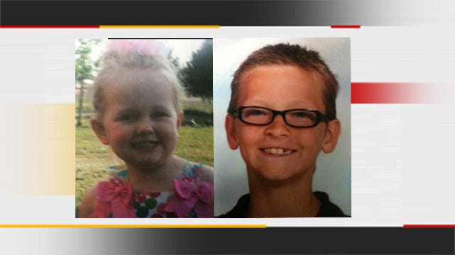 Search Continues For 3-Year-Old Taken By Father In Shawnee