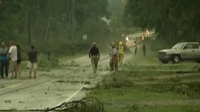 Tulsans Go East To Help After Damaging Storms
