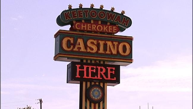 Cherokees Dispute Ruling On Keetoowah Casino Land