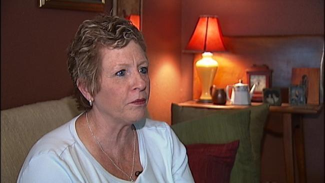 Tulsa Home Break-In Caught On Camera