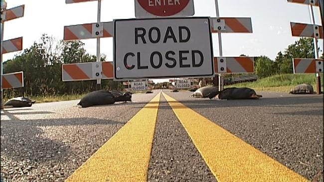 Osage County Drivers, Emergency Personnel Affected By Highway 11 Bridge Work